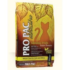 PRO PAC - Ultimates - Savana Pride - Libre de Grano - 2kg. Formula Indoor