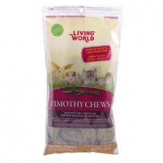 Bocadillos Timothy en cubos - Living World -  454gr.