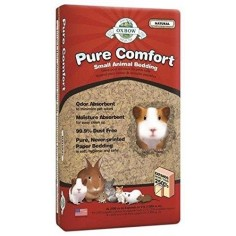 Sustrato de Papel - Oxbow Pure Comfort Natural - 8,2lt.