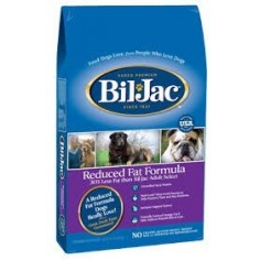 Bil Jac - Reduced Fat 13,6kg, Alimento Light para Perros