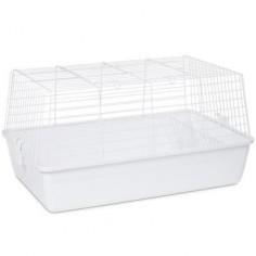 Jaula de Transporte para Conejos,cuye y erizo - Prevue