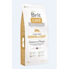 Brit Care -Senior & Light All Breed - 12 kg