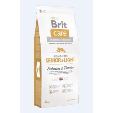 Brit Care -Senior & Light All Breed - 12 kg
