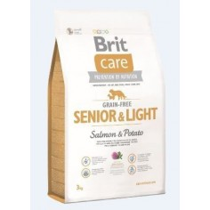 Brit Care -Senior & Light All Breed - 3 kg