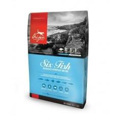 Orijen - Six Fish - para perros 5,9 kg