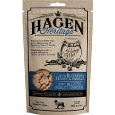 Hagen Heritage, Galletas sabor a Blueberry, miel y vainilla 100 gr