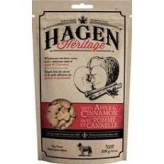 Hagen Heritage, Galletas sabor a Manzana y Canela 100 gr