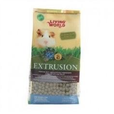 Alimento Extruido Premium Completo para Cuyes, Cobayos  600 GR