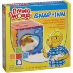 Casa Desmontable para Cuye o Hamster Snap Inn - Chico - Living World