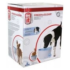Bebedero Fuente Bebedera Flujo Constante para Perros 6 Litros