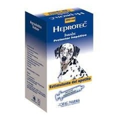 HEPROTEC Jarabe, 180ml