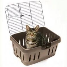 Jaula de Cabinas para mascotas Pequeñas - Traveler Pet Mate