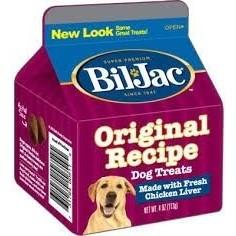 Bil Jac - Bombones Caja 113 gramos, para Perros