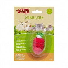 Living World - Frutilla Masticable