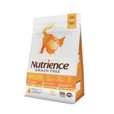 Nutrience Libre de Granos - Para Gatos - 2.5kg.