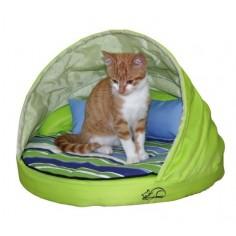 Carpa para gatos - Mahita - Verde